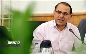 قائم مقام سازمان دانشآموزی روز خبرنگار را تبریک گفت