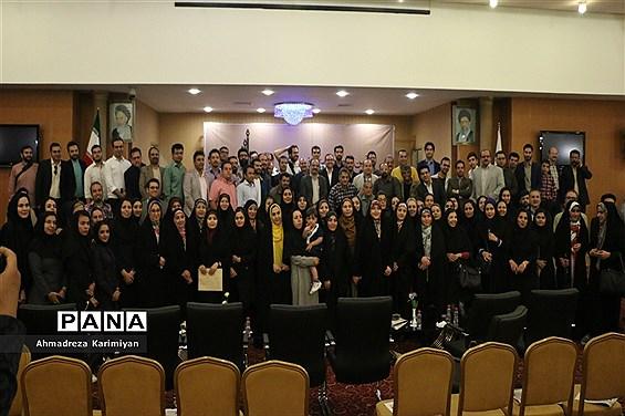 آیین گرامیداشت روز خبرنگار در شیراز