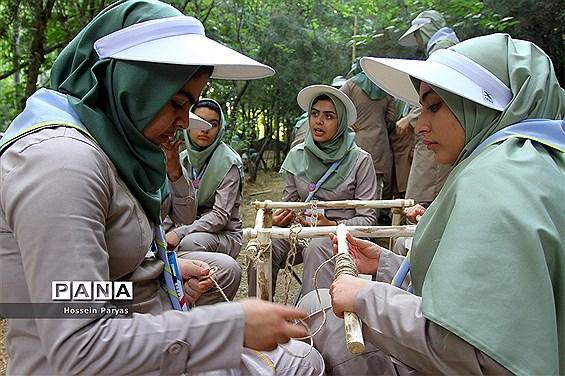 نهمین دوره اردوی ملی پیشتازان دختر-2
