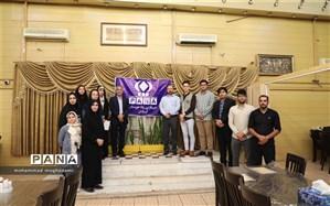 برگزاری مراسم تجلیل از خبرنگاران پانا آبادان