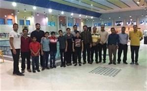 درخشش دانش آموزان امیدیه ای بربام شنای استان خوزستان