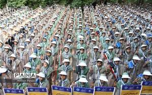 اردوی ملی پیشتازان میعادگاه مهارتآموزی آیندهسازان ایران