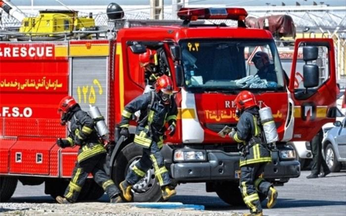 آزمون استخدام آتش نشان
