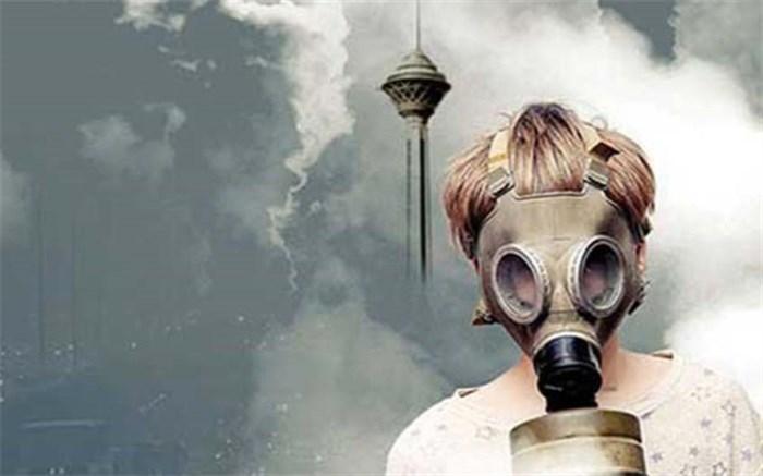 اثرات آلودگی هوا بر پوست