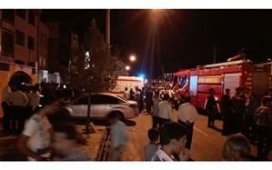 مدیرعامل آتش نشانی بیرجند: علت حادثه نشت گاز خیابان ظفر بیرجند در حال بررسی است