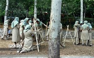 یزدانپناه: اردوی پیشتازان با حفظ هویت ایرانی اسلامی برای رسیدن به آینده امیدبخش برگزار میشود