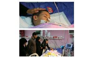 اهدای اعضای بدن دو کودک به 6 بیمار