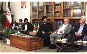 دیدار رئیس سازمان محیط زیست کشور  با نماینده ولی فقیه در استان اردبیل
