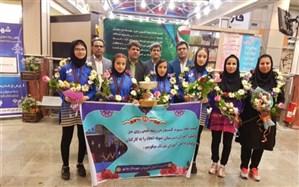 درخشش دانش آموزان بوشهری در سی امین دوره رقابت های قهرمانی دانش آموزان کشور