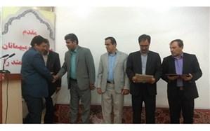 مسئول جدید نهضت سوادآموزی شهرستان بویراحمد معرفی شد