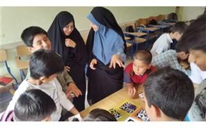 برگزاری کلاس های آموزشی طرح اوقات فراغت با عنوان پرورش نبوغ در تبریز
