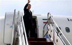 جهانگیری عازم ترکمنستان شد