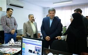 حسینی: قدردانیاصلی از خبرنگاران بهبود اطلاعرسانی به آنان است