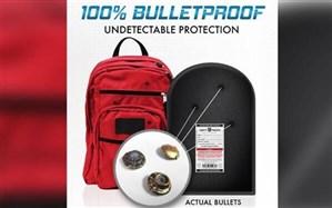 فروش «کوله پشتیهای ضد گلوله» در آمریکا ۳ برابر شد +تصویر