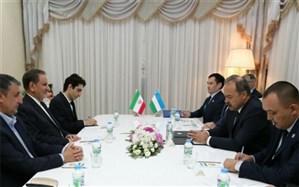 جهانگیری: ایران آماده  امضای سند جامع همکاریهای حمل و نقل با ازبکستان است