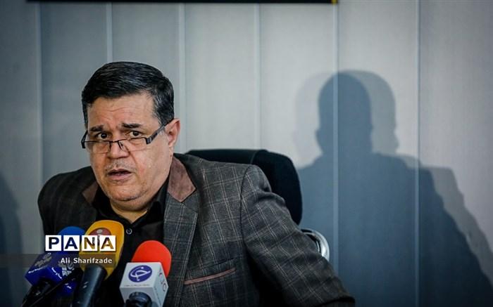 نشست خبری رئیس دانشگاه فرهنگیان