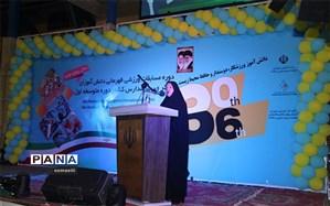افتتاحیه مسابقات ورزشی دانش آموزان پسر سراسر کشور در شهرکرد