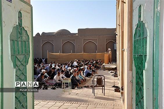 نماز عید قربان در مسجد جامع شهرستان خوسف