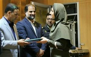 فیلم کوتاه زرد از ناحیه۶ مشهد در مرحله کشوری جشنواره نوجوان سالم افتخارآفرین شد