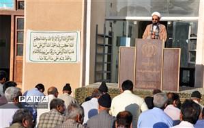 اقامه نماز عید قربان درشهرستان خوسف