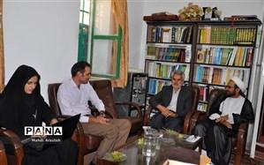 امام جمعه شهرستان خوسف :بدون خبرنگار لحظهها ماندگار نمیشود