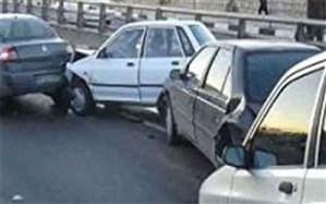 سهم ۱۵ تا ۲۰ درصدی تصادفات ساختگی از مجموع تصادفات