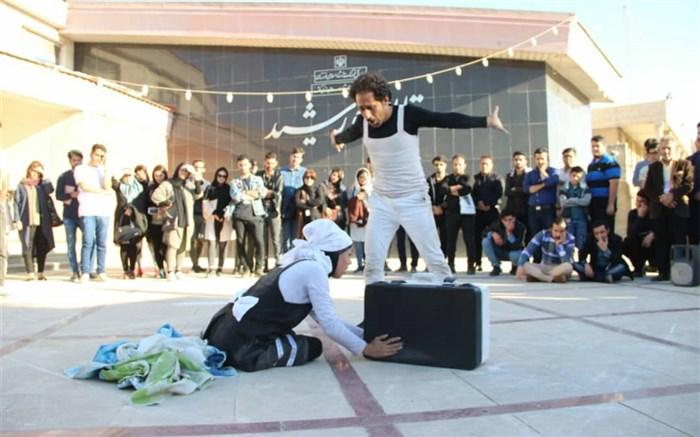 نمایش صلح شهرستان امیدیه به جشنواره ملی راه یافت