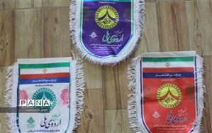 سه نشان افتخار ره آورد اردوی ملی پیشتازان دختر