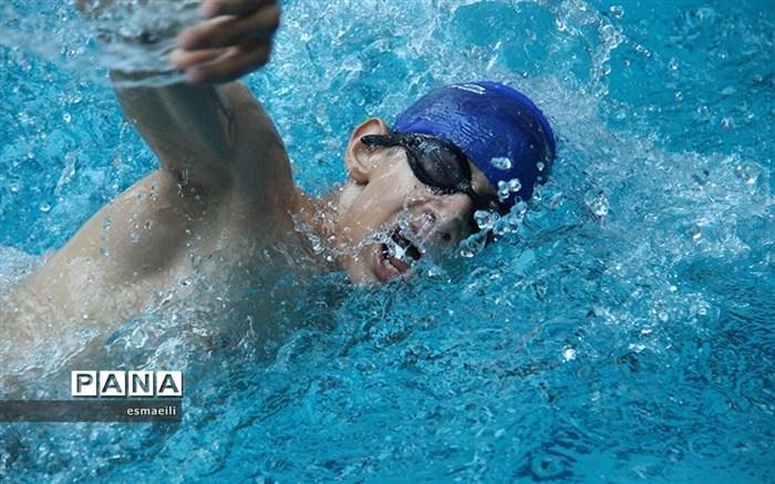 مسابقات ورزشی دانشآموزان پسر در شهرکرد