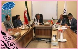 جلسه هماهنگی مسئولین اداره کل آموزش و پرورش اصفهان و مسئولین دانشگاه فرهنگیان