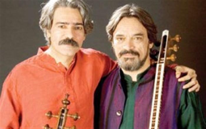 حسین علیزاده و کیهان کلهر