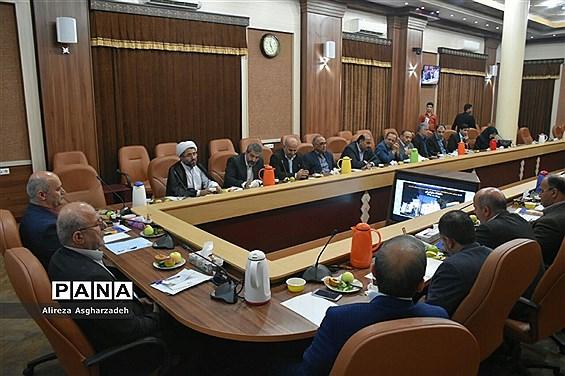 نشست مجمع نمایندگان مازندران با روسای دانشگاههای استان
