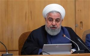 کنایه روحانی به خبر حضور اسرائیل در خلیج فارس