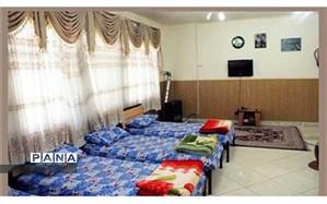 اسکان بیش از ۳ هزار مسافر در مدارس خراسان شمالی