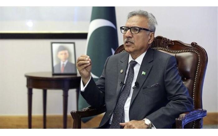 رئیسجمهوری پاکستان: عقبنشینی نمیکنیم