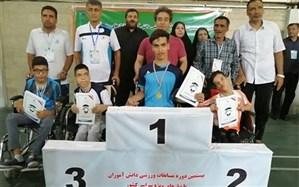 مدیر کل آموزش و پرورش خراسان جنوبی : کسب 5 مقام کشوری توسط کودکان با نیازهای ویژه استان
