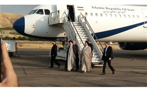رئیس قوه قضاییه  به کردستان سفر کرد