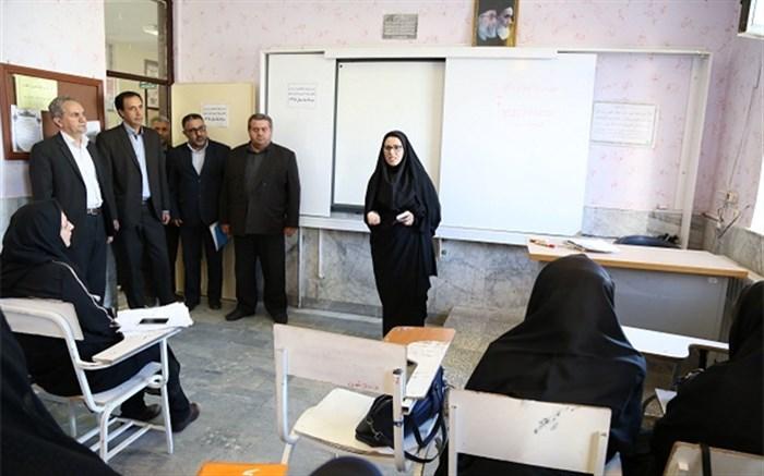 مرحله استانی جشنواره الگوهای برتر تدریس در اردبیل