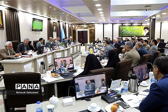 دومین اجلاس روسای ادارات آموزش و پرورش مناطق 24 گانه آذربایجان غربی