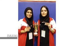 کسب مقام سوم و مدال برنز کشوری در مسابقات سراسری دانش آموزان با نیازهای ویژه
