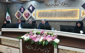 نشست تخصصی گزینشگران مناطق ونواحی14گانه استان برگزار شد