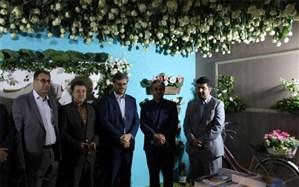 حضور غرفه پاکدشت در چهارمین نمایشگاه توانمندی های روستاییان و عشایرکشور