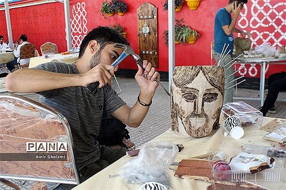 دومین  روز از رقابتهای سی و هفتمین جشنواره فرهنگی و هنری پسران سراسر کشور