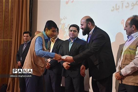 همایش تجلیل از دانشآموزان خبرنگار مازندران-۲