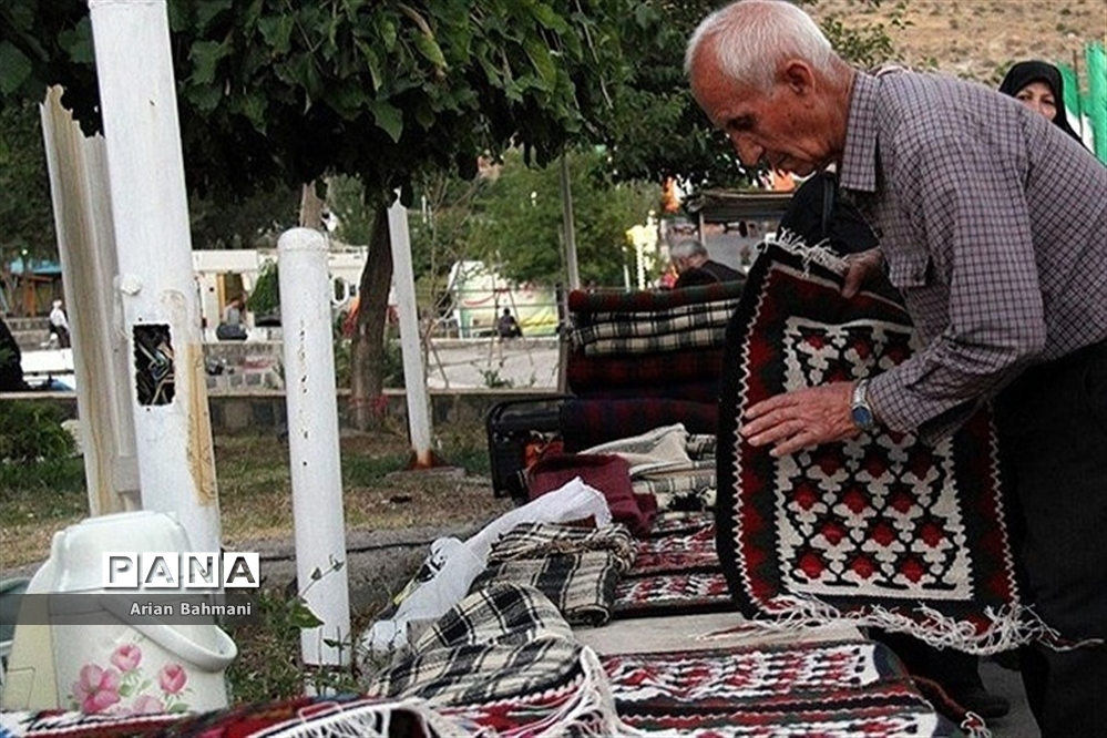 جشنواره ملی  اقوام و عشایر در گاوازنگ زنجان