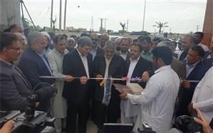 افتتاح مجتمع آموزشی ۲۴ کلاسه در کنارک با حضور سرپرست وزارت آموزش و پرورش