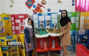 راهیابی دانش آموز ناحیه یک اهواز به مرحله کشوری جشنواره جابر بن حیان