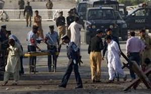 انفجار بمب در یک مسجد کویته پاکستان