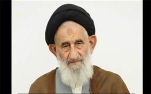 استاندار البرز در گذشت عالم فقیه آیت الله آمیر احمد تقوی را تسلیت گفت