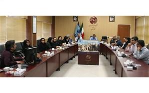 ششمین جلسه اشتراک دانش در مخابرات منطقه سمنان برگزار شد